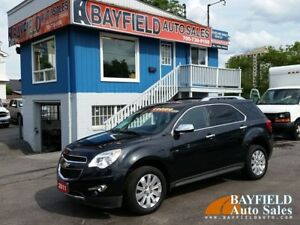 2011 Chevrolet Equinox 2LT AWD V6 **Sunroof/Heated Seats/Remote