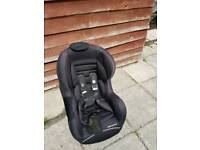 Second-hand car seat