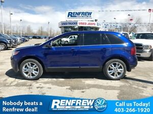 2014 Ford Edge Limited AWD Pano Roof/Navi