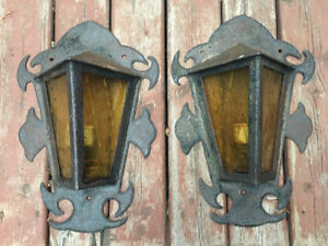 Spanish Style Sconces