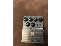 Tech 21 SansAmp Character VT Bass Guitar Effect Pedal