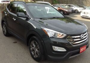 2013 Hyundai Santa Fe SPORT HEATED SEATS BLUETOOTH CONNECTION On