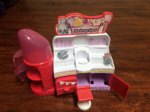 Shopkins play set