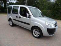 Fiat Doblo Dynamic Wheelchair Accessible Disabled Adapted WAV Car