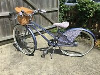 Ridden once - as new women's cycle