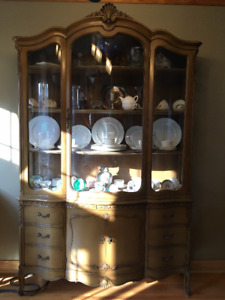Vintage DREXEL Heritage Furniture - 3Pcs. set