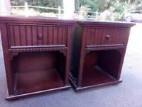 2 x cabinet