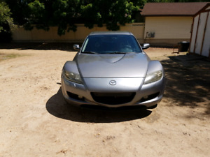 2004 Mazda RX8 GT *priced to sell *