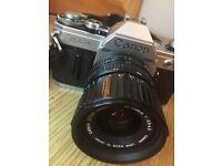 CANON AE-1 film camera