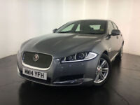 2014 JAGUAR XF PREMIUM LUXURY DIESEL SALOON 1 OWNER SERVICE HISTORY FINANCE PX