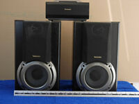 Pair of Technics SB – EH750 speakers