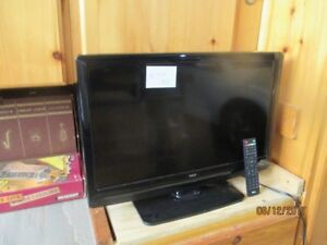 RCA 18 inch flat color screen
