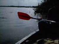 Free Canadian canoe hire - in exchange for storage - Norfolk/Suffolk