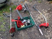 Efco Multimate Garden Unit Engine (Needs to be assembled) and All Attachments - £70 ONO
