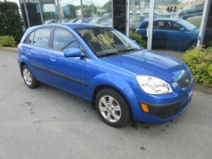 2009 Kia Rio 5 AUTO WITH ONLY 90K AND FRESH 2-YEAR MVI!