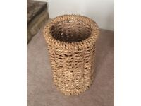"""Rush Basket - NEW Approx Height 15"""" and diameter 11"""""""