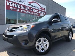 Toyota RAV4 AWD 4dr LE+MAGS+BACKUP CAM+A/C+GR.ELEC+WOW! 2015