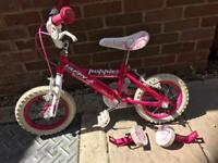 Huffy 12inch girls bike