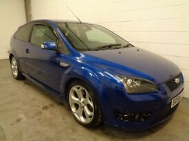 FORD FOCUS ST2 , 2006/56 REG , LOW MILES + FULL HISTORY , LONG MOT , FINANCE AVAILABLE , WARRANTY