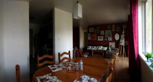 Appartement à louer dès maintenant 3 1/2 -Saint Basile