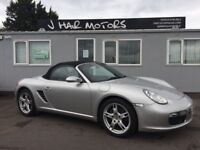 Porsche Boxster 2.7 **Only 61,000 Miles** Full Stamped History, Bose Sound, Heated Seats, S Alloys!