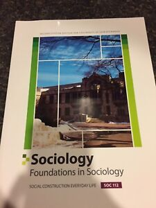 Foundations in Sociology
