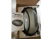 Lentek air gold ionic air cleaner