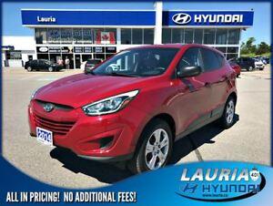 2014 Hyundai Tucson GL FWD Auto - Low kms