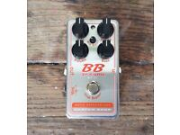 Xotic BB Preamp Custom Shop Mid Boost Overdrive Pedal