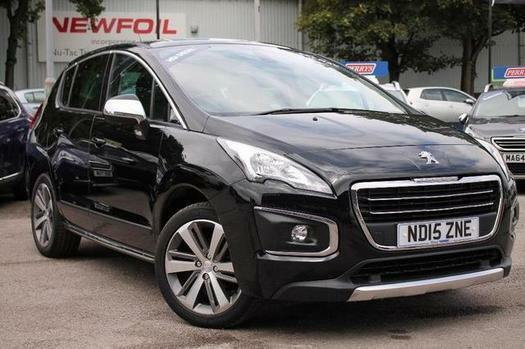 2015 peugeot 3008 1 6 bluehdi 120 allure 5 door diesel estate in bolton manchester gumtree. Black Bedroom Furniture Sets. Home Design Ideas