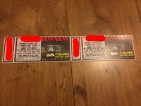 2 x Reading Festival Sunday tickets