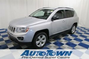 2011 Jeep Compass Sport/North 4X4/ALLOYS/ A/C/LOW KM
