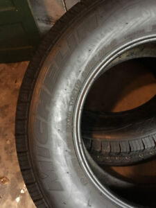 2 Brand New tires for sale