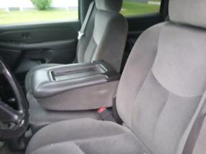 2006 GMC SIERRA 2500HD 4X4 CREW CAB SB