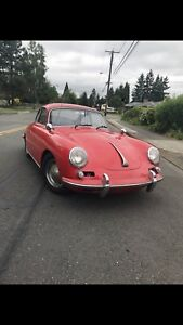 Porsche 356-911 WANTED TOP $  porsche 911