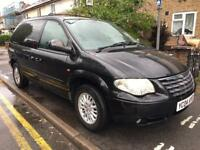 Crysllar Voyager 2.8 CRD LC 5dr, Automatic, New MOT, 7 seater, full option