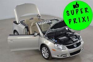 2011 Volkswagen Eos Comfortline