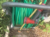 Two hose reels no longer required at my allotment..
