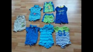 0-3/3 months summer clothing