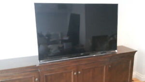 "60"" Panasonic TC-58AX800U 4K LED never used television"