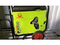 pramac diesel generator