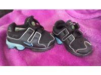 Babys Nike Shox Trainers Infant Uk 3