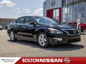 2014 Nissan Altima 2.5 SL TECH|NAVI|Moon Roof|Bluetooth