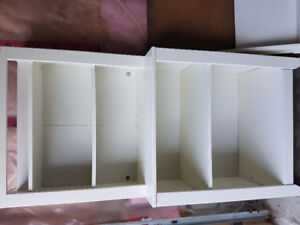 IKEA Children's Bookcase with change table attachment