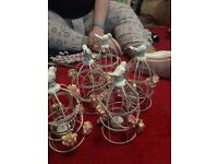 Small birdcages