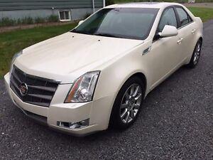 Cadillac CTS-4 2008