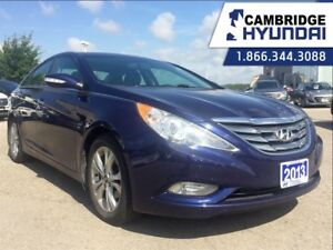 2013 Hyundai Sonata LIMITED W/NAV - LOW KMS - LEATHER - SUNROOF