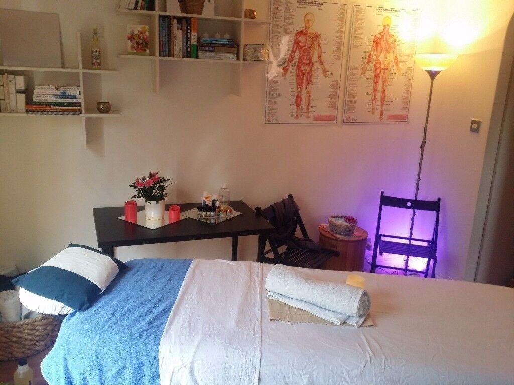Kilburn/Maida Vale relaxing swedish massage
