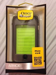 Otterbox Armor iphone4&4S waterproof and crushproof