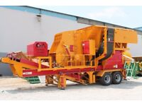 Mobile Impact Crusher for Sale from General Machinery.
